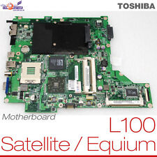 MOTHERBOARD TOSHIBA SATELLITE L100 WITH GRAFIK ATI IXP450 A000007060 IXP-450 047