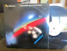 VAN MORRISON INARTICULATE SPEECH OF THE HEART WARNER 1983 them oop rare vinyl LP
