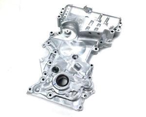 2013-2018 Kia Forte 1.8L 2.0L Front Timing Chain Oil Pump Cover 21350-2E350 OEM
