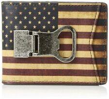 MFW Nocona USA American Flag Money Clip Wallet Model N5416797