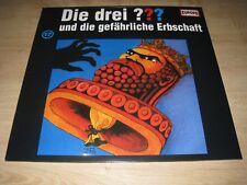 DIE DREI ??? und die gefährliche Erbschaft 17 Vinyl Picture Disc 3 Fragezeichen