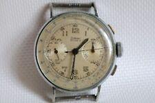 Zodiac Vintage  Chronograph Watch For Repair
