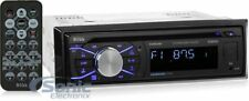 Boss 508Uab 1 Din In Dash Cd Car Player Usb Mp3 Stereo Audio Receiver Bluetooth