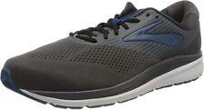 Brooks Men's Addiction 14 Running Shoe, Blackened Pearl/Blue/Black, 10 2E(W) US