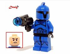 LEGO Star Wars - Senate Commando Trooper with Stud Shooter *NEW* 75088