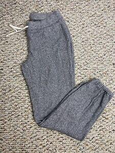 PINK Victoria's Secret Jogging Sweat Pants -Small Color-Gray Logo