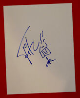 Brent Fitz Signed Autographed Hand Drawn Drum Sketch Slash Theory of a Deadman B