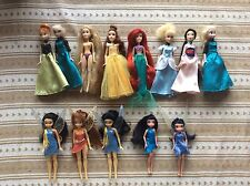Disney Princess Mini Doll Set