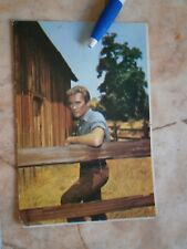 ROY THINNES BEN QUICK The Long Hot Summer TV series VINTAGE POSTCARD PHOTO MOVIE