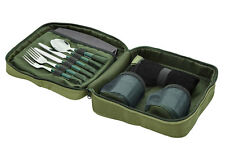 Trakker NEW Carp Fishing NXG Deluxe Food Utensil Bag - 204407
