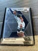 2019-20 Panini Mosaic #263 Jarrett Culver NBA Debut Rookie RC