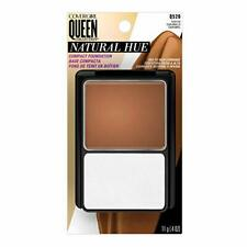 CoverGirl Queen Collection Natural Hue Compact Foundation, TOFFEE, Q520, Sealed