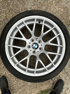 """2011 BMW  M3 E92 COMPETITION 19 """"INCH ALLOY WHEELS Michelin PIlot Sport 2 Tyres"""