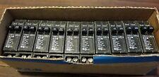 ****LOT OF 10**** Eaton Tandem 15/20 amp Breakers