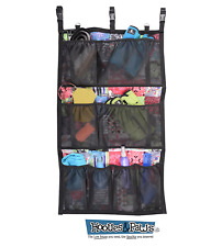 Classic Equine Horse Hanging Groom Case Equipment Storage Bag Patchwork