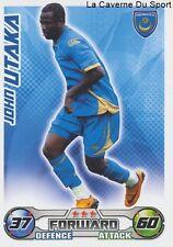 UTAKA # NIGERIA PORTSMOUTH.FC RC.LENS SIVASSPOR CARD PREMIER LEAGUE 2009 TOPPS