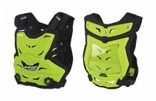 PHANTOM LITE STONE SHIELD MOTOCROSS ADULT BODY ARMOUR Armor Roost deflector Neon