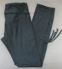 Roadrunner Sports Womens Exercise Tights Pants Activewear Yoga Dark Grey Size Xs