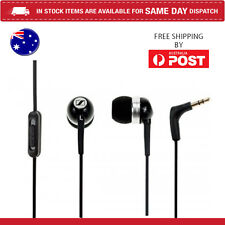 Sennheiser CX 400 II Precision Noise Isolating Earphones - Black - AUS Seller