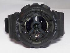 Casio G-Shock Men's Watch GA-110 Black/White