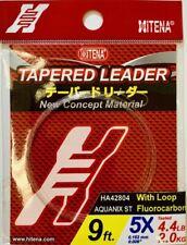 [Hitena] Tapered Leader - Fluorocarbon