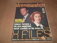 DREAMWATCH MAGAZINE - NO. 75 DECEMBER 2000 X-FILES JENNIFER LOPEZ WINONA RYDER