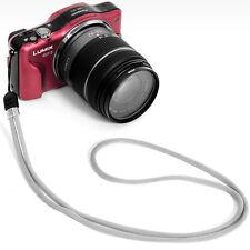 NECK WOOL STRAP V2 (GRAY) Camera Holder for Canon Nikon Sony Olympus  i