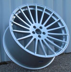 22 inch wheels rims for BMW X5 X6 F15 F16 E70 E71 5x120 Haxer HX010