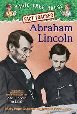 Magic Tree House Fact Tracker: Abraham Lincoln : A Nonfiction Companion to...