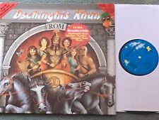 DSCHINGIS KHAN - ROM - GERMAN JUPITER A3/B3 LP