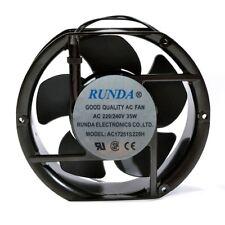 Welding machine fan AC17251S220H axial cooling fan 220V pure copper wire 17250