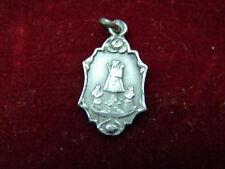 Jolie ancienne médaille, Jésus, Marie