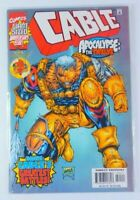 Cable Apocalypse: The Twelve Giant Sized Anniversary Issue #75 January-2000