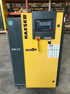 Kaeser SM10 Air Compressor