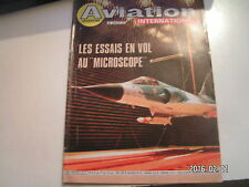 ** Aviation international magazine n°813 Bloch MB-220 / Columbia