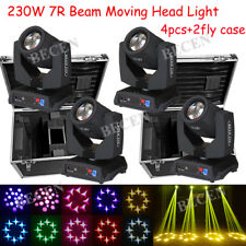 230W  7R Sharp Beam Moving Head Light 16CH DJ Stage Party Club Free Ship From US