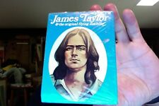 James Taylor- The Original Flying Machine - new/sealed 8 track tape w/pic sleeve
