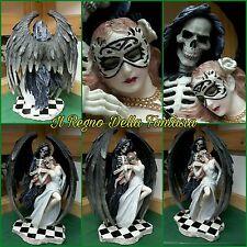 ELFEN FEES ANGEL HADAS FAIRY ANNE STOKES E VERONESE GOTICO DANCE WITH DEATH FATA