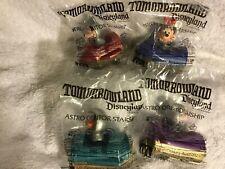 1999 McDonalds Tomorrowland Disneyland -complete set of 4 - all MIP - Australia