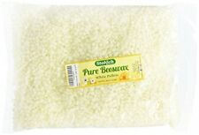Stakich 1lb Pure White BEESWAX Pellets Cosmetic Grade, Top Quality , New