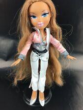 Bratz Doll Destiny Long Hair Passion 4 Fashion Rare Shoes Jacket Brush