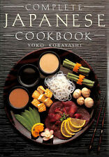 Complete Japanese Cook Book by Kobayashi, Yoko