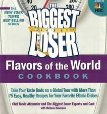 Biggest Loser Flavors of the World Cookbook Take Your Taste Buds on a... 2011