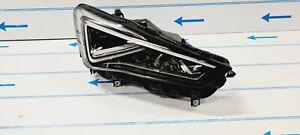 SEAT TARRACO 2018-2021 GENUINE HEADLIGHT FULL LED RIGHT DRIVER O/S 5FK941008D