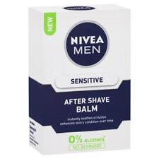Nivea For Men Post Shave Balm Sensitive 100ML Reduced skin sensitivity
