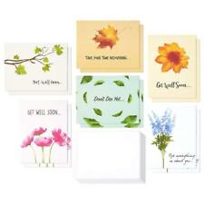 Sympathy Cards Box Set – 12 Pack Jumbo Inappropriate Get Well Soon Cards, 6 8.5