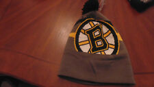 Boston  Bruins Reebok Hat Cap Tuque Mens Womens  New NWT