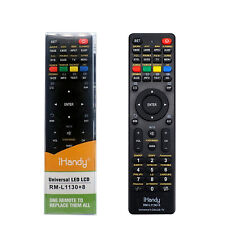 RM-L1130+8 IHANDY UNIVERSAL LCD LED TV REMOTE CONTROL