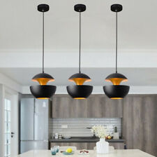 Black Pendant Light Bar Lamp Kitchen Pendant Lighting Room Modern Ceiling Light