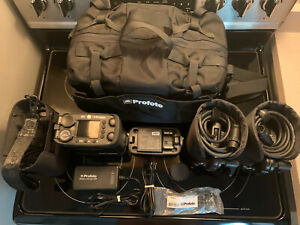 Profoto B2 250 Air TTL Kit and Connect C Trigger. Professionally used.